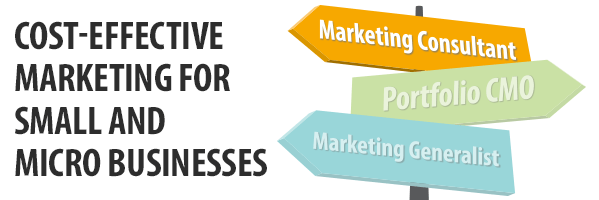 Cost Effective Marketing for Small and Micro Businesses – Part 1